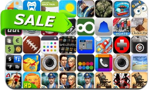 iPhone & iPad App Price Drops - August 12
