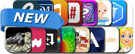 Newly Released iPhone & iPad Apps - July 12, 2014