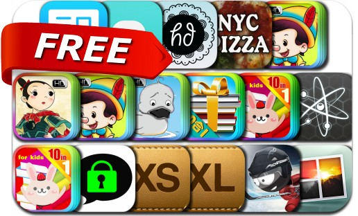 iPhone & iPad Apps Gone Free - August 10, 2015