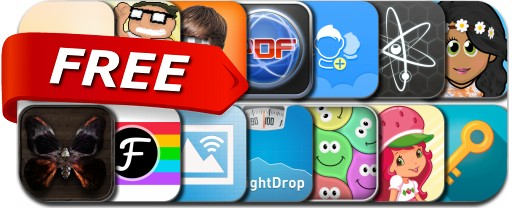 iPhone & iPad Apps Gone Free - December 31, 2014