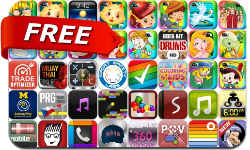 iPhone & iPad Apps Gone Free - July 15