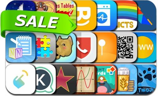 iPhone & iPad App Price Drops - October 14, 2017