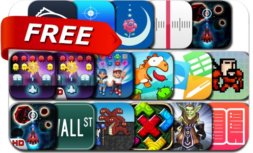 iPhone & iPad Apps Gone Free - March 30, 2018