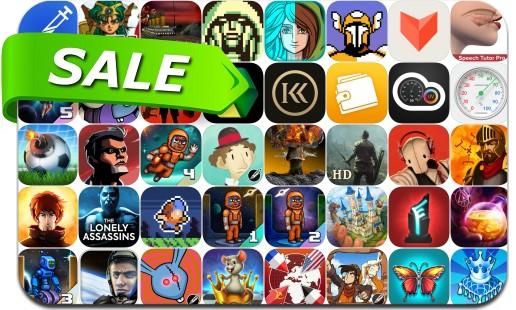 iPhone & iPad App Price Drops - May 7, 2021
