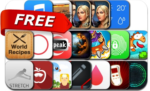 iPhone & iPad Apps Gone Free - May 19, 2015