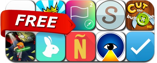 iPhone & iPad Apps Gone Free - October 17, 2017
