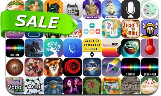 iPhone & iPad App Price Drops - June 25, 2021