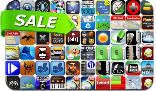 iPhone & iPad App Price Drops - August 17