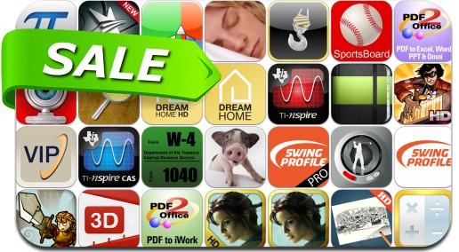 iPhone & iPad App Price Drops - March 6