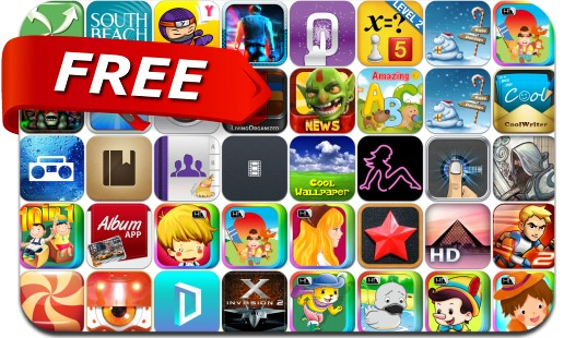 iPhone & iPad Apps Gone Free - October 1