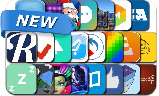 Newly Released iPhone & iPad Apps - November 27, 2014