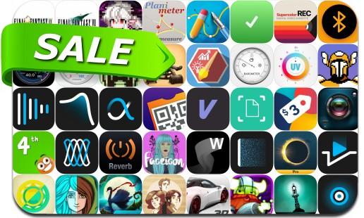 iPhone & iPad App Price Drops - August 7, 2020
