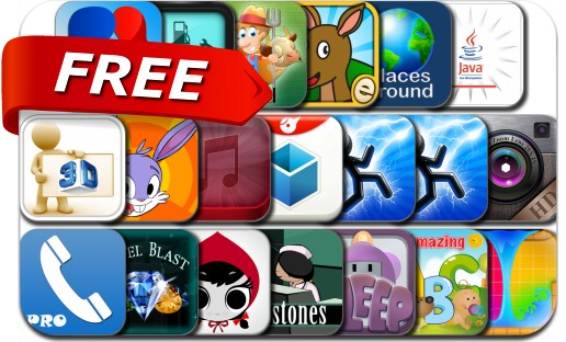 iPhone & iPad Apps Gone Free - July 7