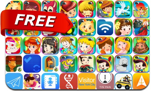 iPhone & iPad Apps Gone Free - June 23, 2016