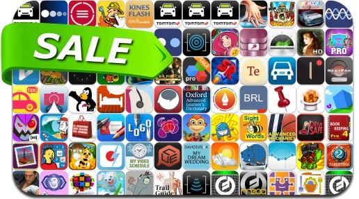iPhone & iPad App Price Drops - April 3, 2014