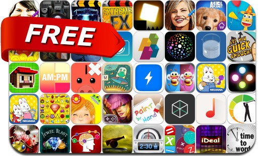 iPhone & iPad Apps Gone Free - April 11, 2014