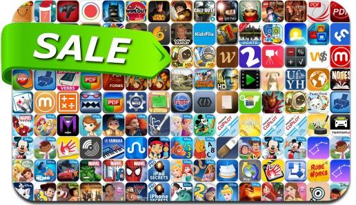 iPhone & iPad App Price Drops - December 19
