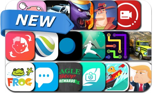 Newly Released iPhone & iPad Apps - September 1, 2018
