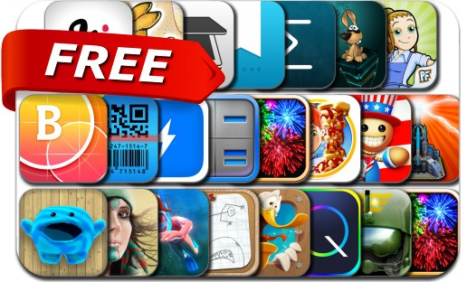 iPhone & iPad Apps Gone Free - July 3, 2014