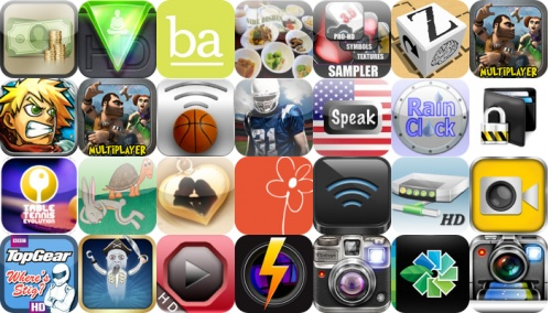 iPhone and iPad Apps Gone Free - February 14 Roundup