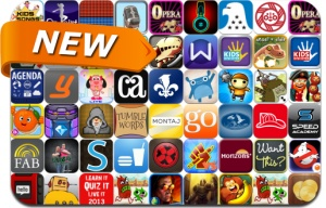 Newly Released iPhone and iPad Apps - January 25