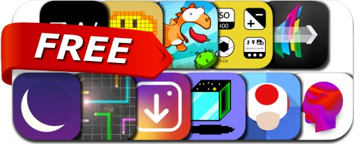 iPhone & iPad Apps Gone Free - June 13, 2018