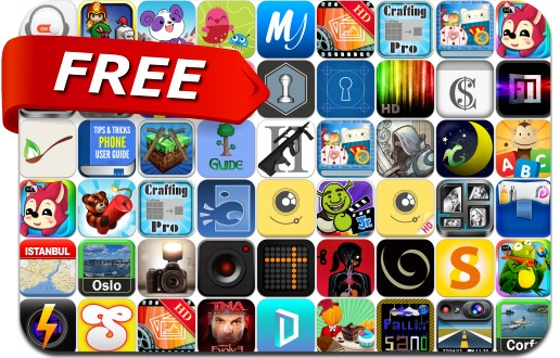 iPhone & iPad Apps Gone Free - September 18