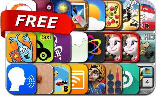 iPhone & iPad Apps Gone Free - March 20, 2015