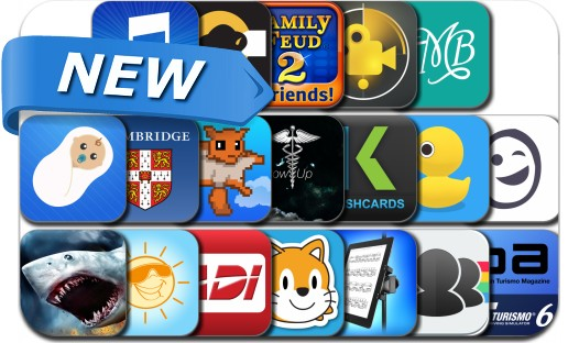 Newly Released iPhone & iPad Apps - July 31, 2014