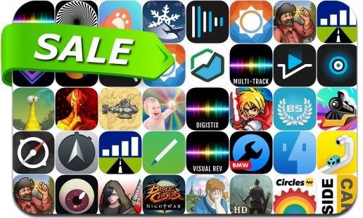 iPhone & iPad App Price Drops - May 8, 2020