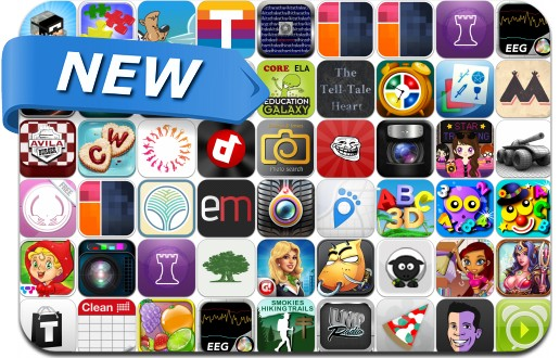 Newly Released iPhone & iPad Apps - May 8