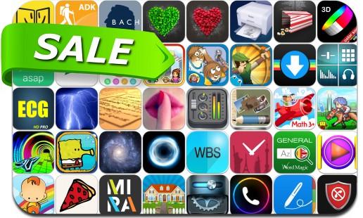 iPhone & iPad App Price Drops - June 10, 2014