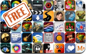 iPhone and iPad Apps Gone Free - October 13