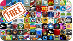 iPhone and iPad Apps Gone Free - July 4
