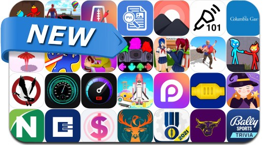Newly Released iPhone & iPad Apps - September 1, 2021