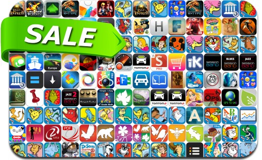 iPhone & iPad App Price Drops - February 28, 2014