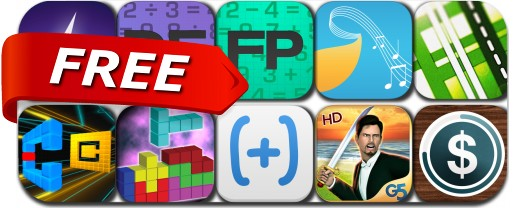 iPhone & iPad Apps Gone Free - September 21, 2015