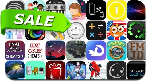 iPhone & iPad App Price Drops - November 12, 2016