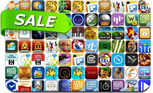 iPhone & iPad App Price Drops - June 1