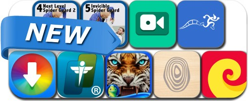 Newly Released iPhone & iPad Apps - April 14, 2015