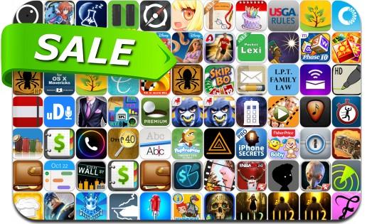 iPhone & iPad App Price Drops - November 27