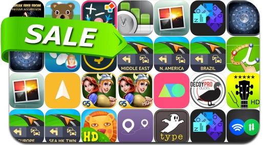 iPhone & iPad App Price Drops - July 18, 2017