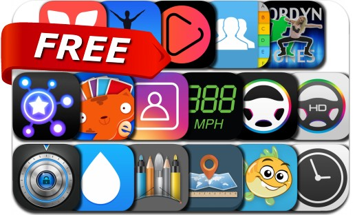 iPhone & iPad Apps Gone Free - January 26, 2017