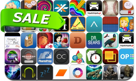 iPhone & iPad App Price Drops - May 25, 2014