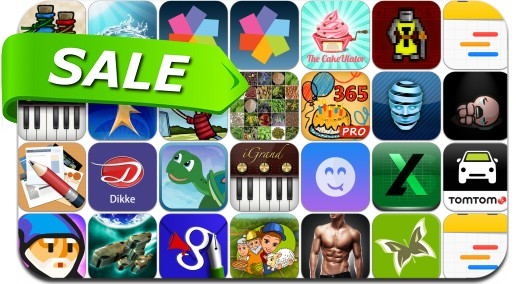iPhone & iPad App Price Drops - January 20, 2015