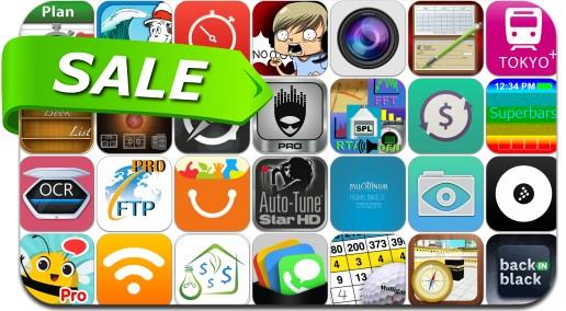 iPhone & iPad App Price Drops - August 12, 2014