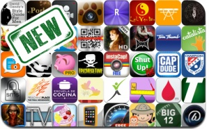 Newly Released iPhone and iPad Apps - July 25