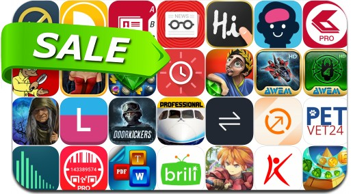 iPhone & iPad App Price Drops - June 28, 2016