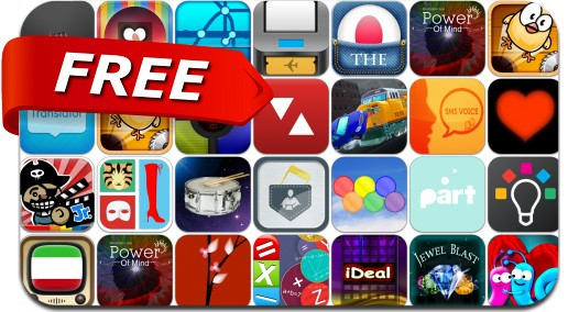 iPhone & iPad Apps Gone Free - July 24
