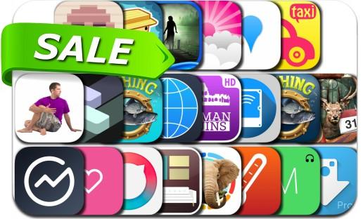 iPhone & iPad App Price Drops - January 8, 2017